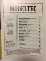 Modeltec October 1984 - Slickcatbooks