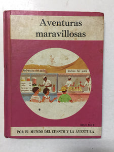 Aventuras Maravillosas - Slick Cat Books