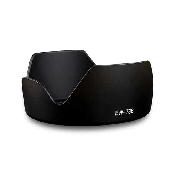 Sidande Ew-73b Abs+pc Material Lotus Shape Caliber 67mm Lens Hood for Canon Ef-s 17-85mm F/4-5.6 18-135mm F/3.5-5.6 Is USM