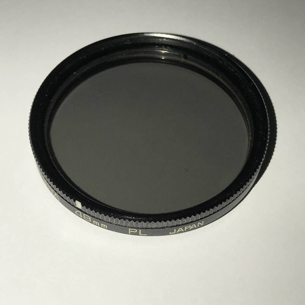 Hoya 48mm Circular Polarizing Glass Filter