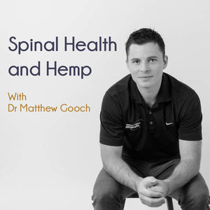 Spinal Health and Hemp!