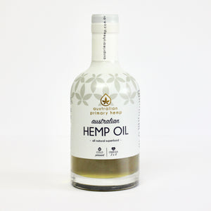 Hemp Oil - Australian Primary Hemp