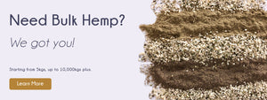 Australian Primary Hemp Bulk Sales