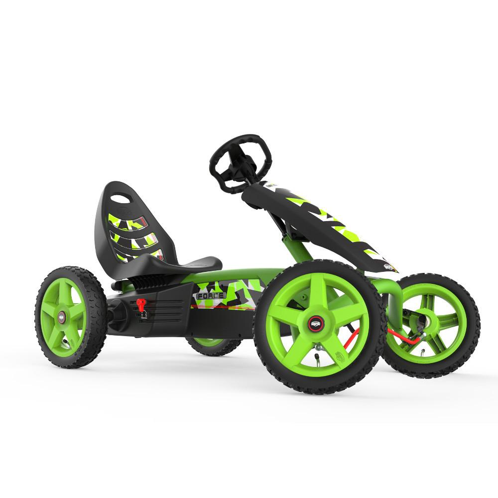 BERG Rally Force Ride On Pedal Go Kart - Kids Car Sales