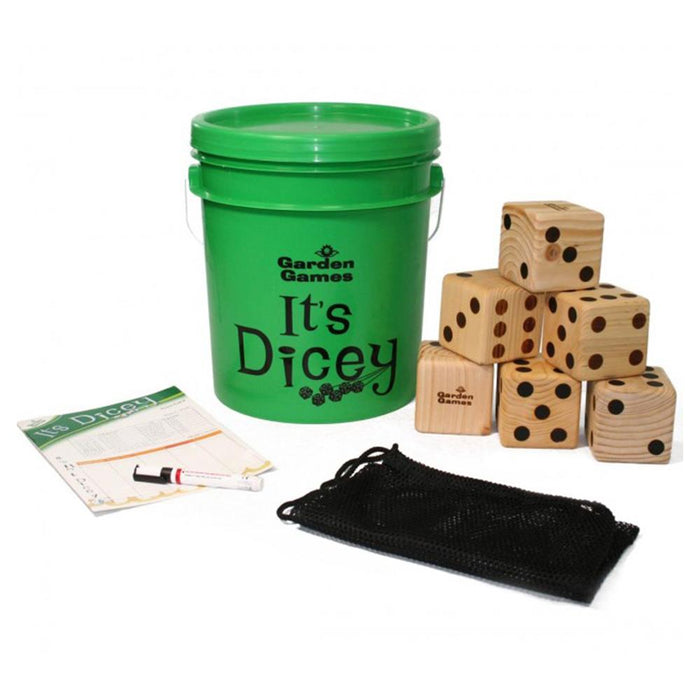 It's Dicey - Giant Family Dice Game - Kids Car Sales