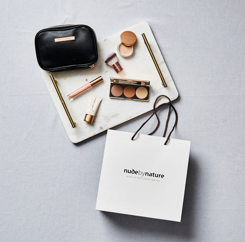 Nude by Nature Showbag