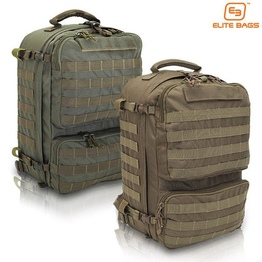 Elite Bags Military Tactical Rescue Backpack (Coyote)