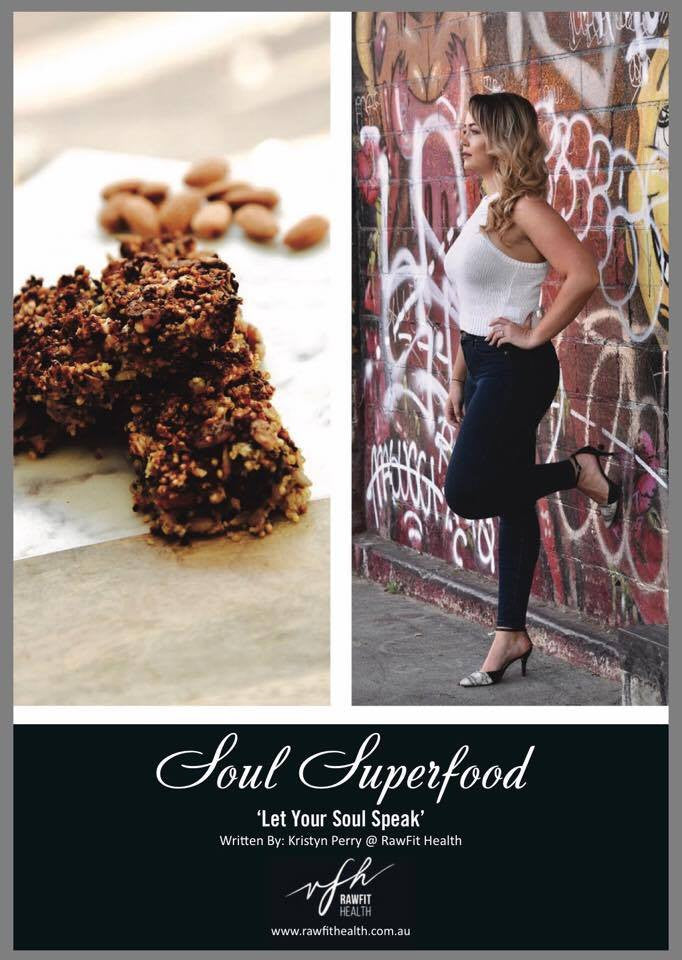 'Soul Superfood' recipe ebook