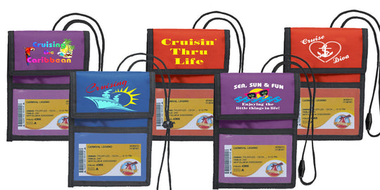 Cruise Deluxe Card Holder