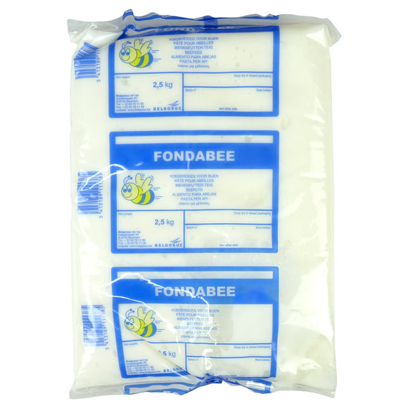 12 x Fondabee, 1Kg. Fondant, a premier feed designed for bees. - Bee Equipment