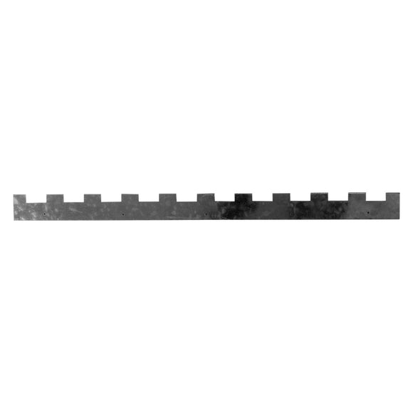 Castellated 10 Frame Spacer, B.S. National/B.S. National, 14 X12, 20 Pack