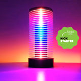 Muzio VU Meter LED Music Tower - Arduino UNO inside & Opensource Fully Assembled