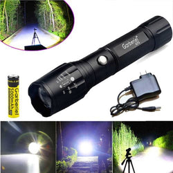 12000Lumen XM-L T6 LED Fishing Flashlight