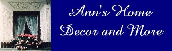 Ann's Home Decor And More