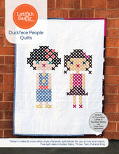 Duckface People Quilt
