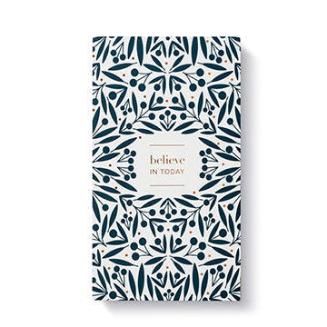 Believe in Today - Large List Pad