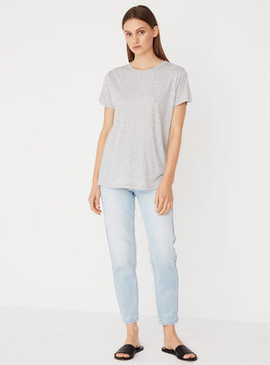 EVERYDAY TEE GREY MARLE