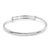 Adjustable Silver Thick Bangle Wholesale Lots 2