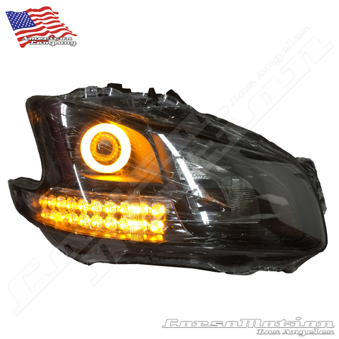CorsoMotion Nissan HID Maxima headlights 09 10 11 12 13 14 | PAIR