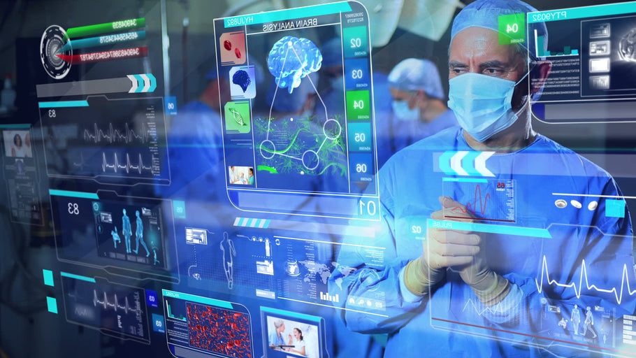 Internet of Things on Healthcare