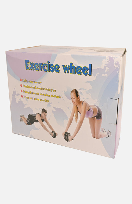 Goma Exercise Wheel (GA954)