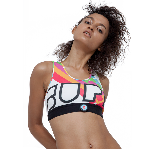 SUPA Powered Sports Bra + SUPA Reactor