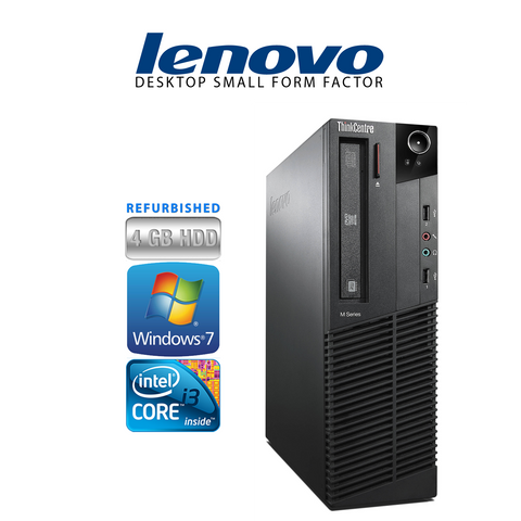 Lenovo ThinkCenter M92 Desktop SFF