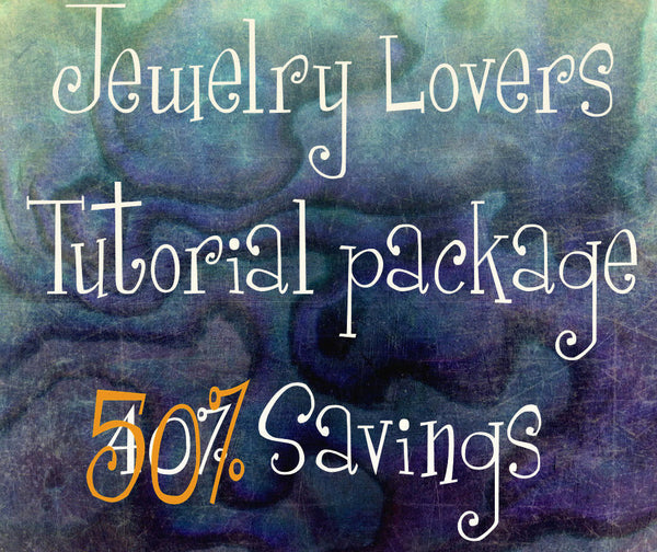 Wire Jewelry Lovers Tutorial Special ALL 27 Tutorials 48 Patterns & Variations
