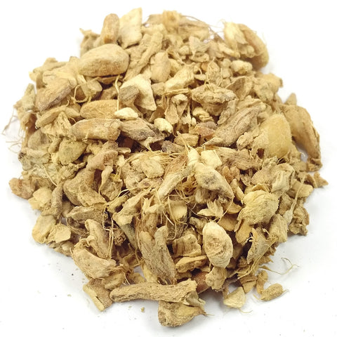 Herbal Dried Ginger Pieces