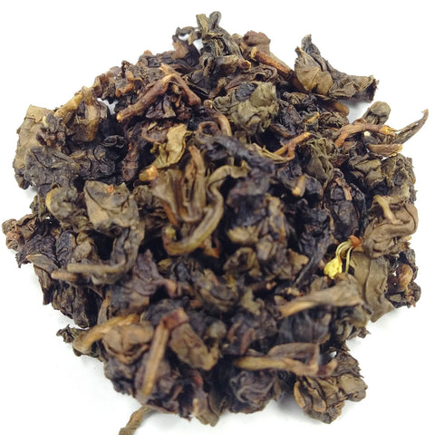 Oolong Osmanthus Oolong