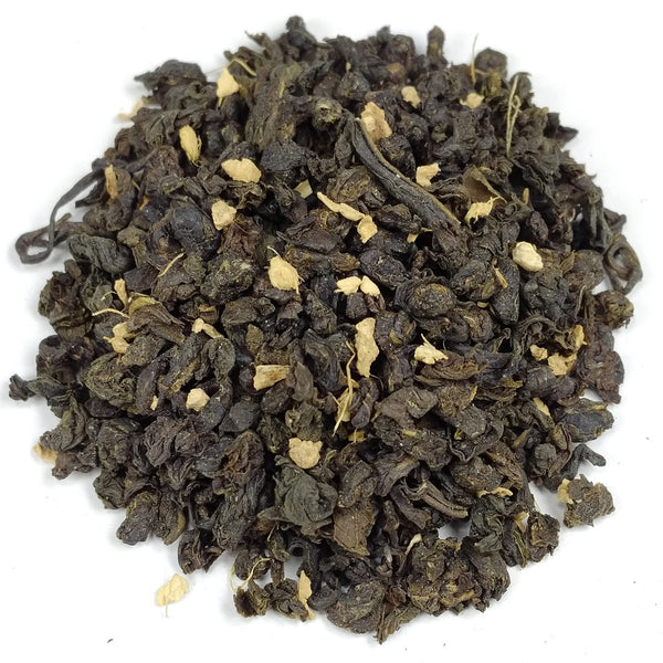 Assam Green Tea Ginger