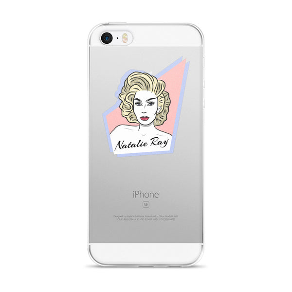 Natalie Ray: Vogue iPhone  6/6s, 6/6s Plus Case