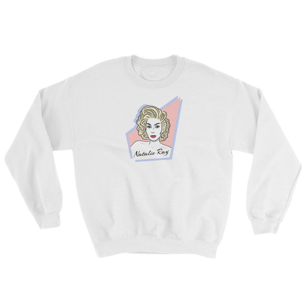 Natalie Ray: Vogue Sweatshirt