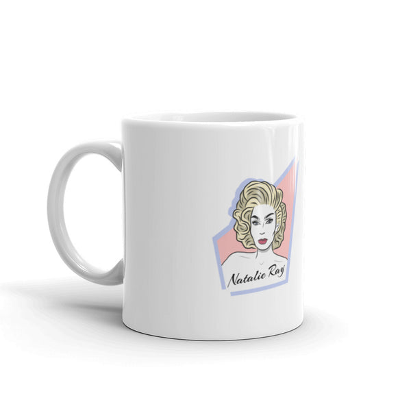 Natalie Ray: Vogue Mug