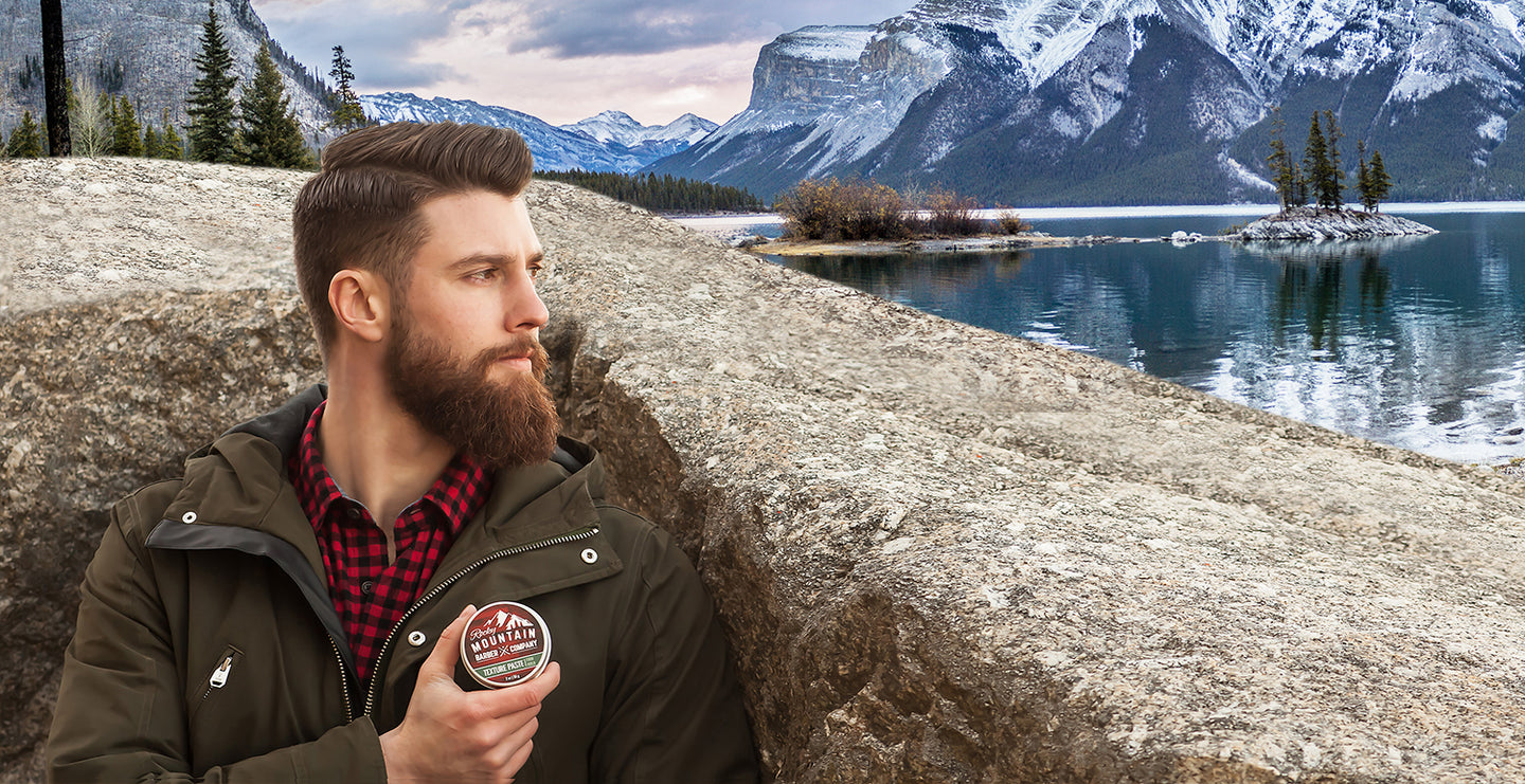MEN'S GROOMING INSPIRED BY NATURE