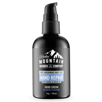 Rocky Mountain Barber Hand Cream