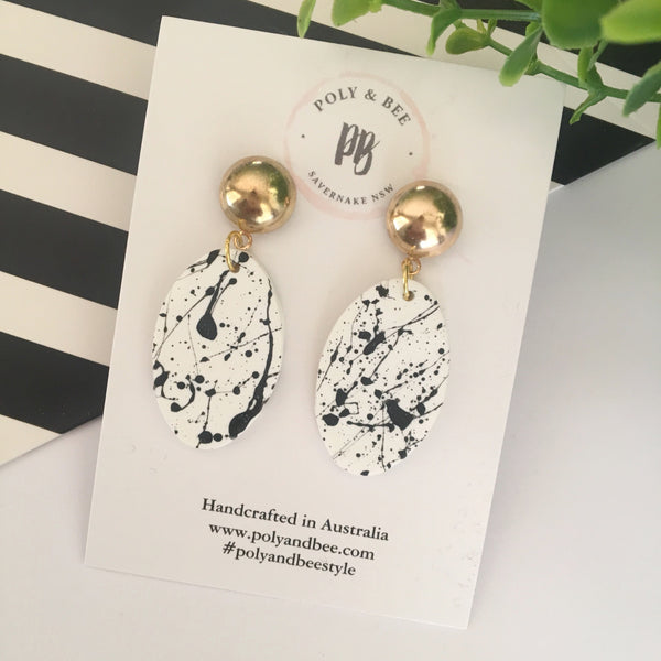 Mulwala Statement Earring