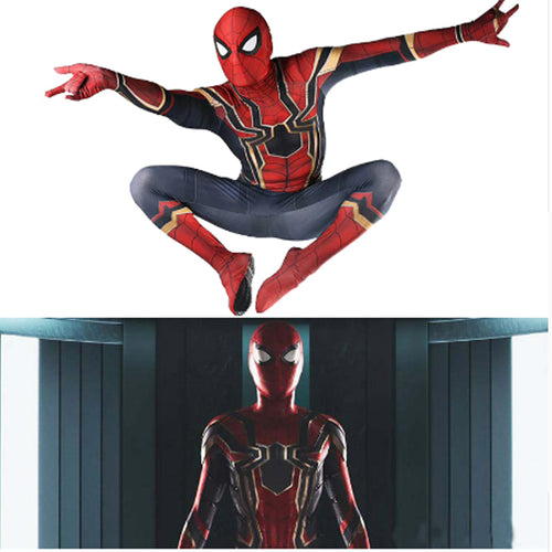 Avengers: Infinity War Spider-Man Costume