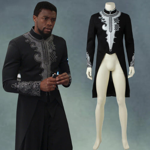Black Panther T'Challa Tailcoat