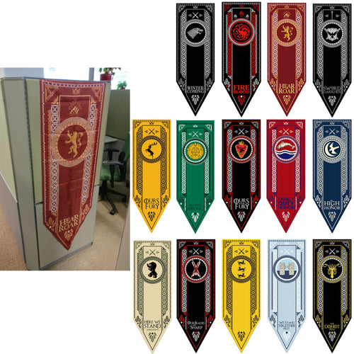 33% OFF LIMITED TIME OFFER - Game of Thrones Large Tournament Banner - 48cm x 150cm