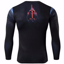 Star Wars Fitness Compression Long Sleeve Shirt