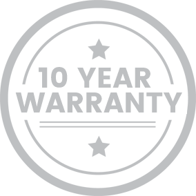 Armaid comes with a 10-year unconditional warranty. No questions asked. Complete your warranty on the Warranty page.
