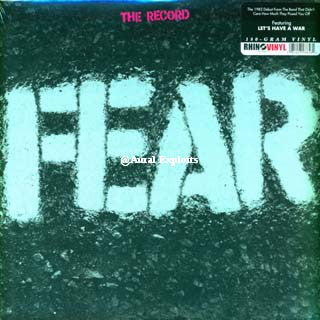 Fear (3) | The Record (New)