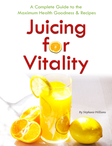 Juicing for Vitality eBook