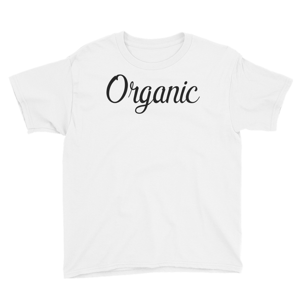 Organic - Youth Short Sleeve T-Shirt