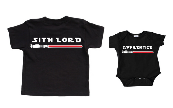 Sith Lord Apprentice Set