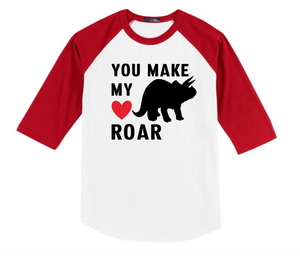 You Make My Heart Roar