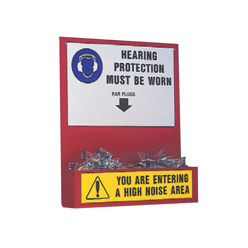Brady Hearing Protection Safety Station 836772