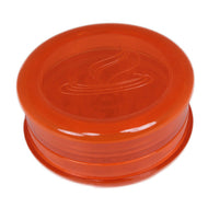Aerospaced Orange Acrylic Grinder 58mm - 2pc.