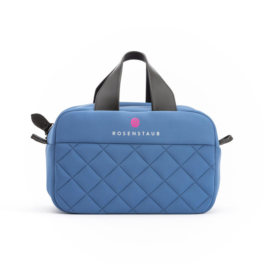 NEOPRENE BAG 34 - POWDER BLUE